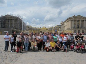 Visite du château de Versailles blog