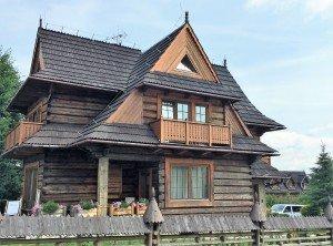 3-HistoriquePL2017 - Chalet typique Zakopane (Tatras)